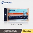 SECURE PLUS FACE MASK  ASTM LEVEL 2   10 PCS/BAG   TGA ARTG NO:337964