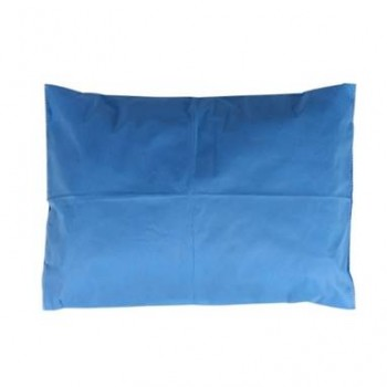 Disposable Pillow Case (Blue) - Box of 400 -0.52/pc